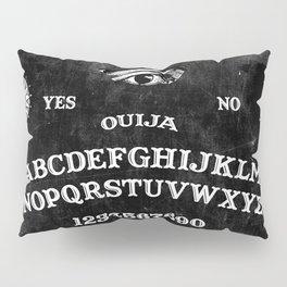 Black Ouija Pillow Sham