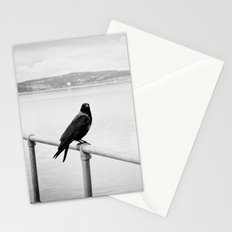 Eerie Bird Stationery Cards