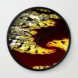 dragon star Wall Clock