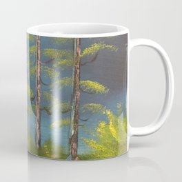 Still standing - strong trees Coffee Mug