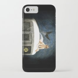 The Montague Street Tunnel iPhone Case