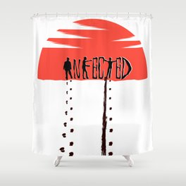 Infected Shower Curtain