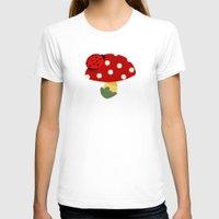 ladybug T-shirts featuring ladybug by Alapapaju