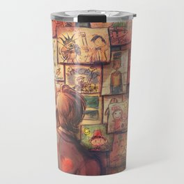 I Will Not Forget One Line of This - Doctor Who Travel Mug