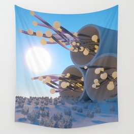 LEFTOVERS Wall Tapestry