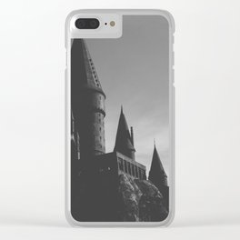 Wizard's Castle Clear iPhone Case
