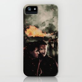 Outlaw Queen : The Drago iPhone Case