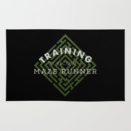 Training: Maze Runner Rug