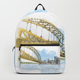 Fort Pitt Bridge Backpack