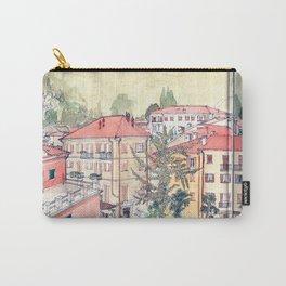 Baveno, Lake Maggiore, Northern Italy. Carry-All Pouch