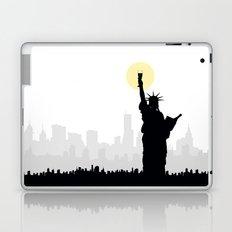 Drunk Liberty Laptop & iPad Skin