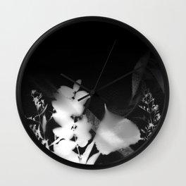 Photogram Wall Clock