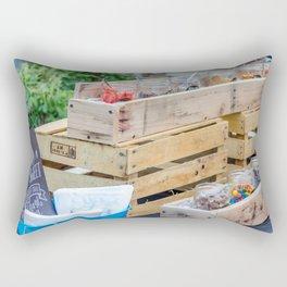 Love is Sweet Rectangular Pillow