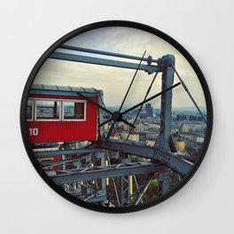 Right Round Wall Clock