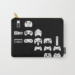 History of gaming Carry-All Pouch