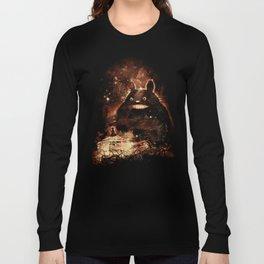 babysittotoro Long Sleeve T-shirt