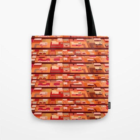 Downtown Desert Tote Bag