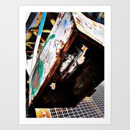 Breaker, Breaker Art Print