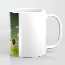 Pegasus Divided Coffee Mug