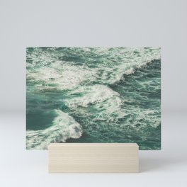 Wave Swirl Mini Art Print