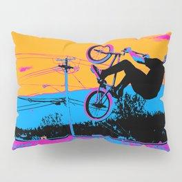BMX Back-Flip Pillow Sham