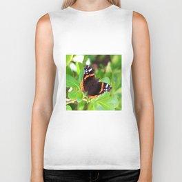 Society6 butterfly Biker Tank