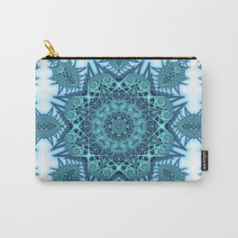 A little winter magic, decorative snowflake Carry-All Pouch