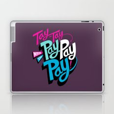 Tay-Tay Vs Apple Laptop & iPad Skin