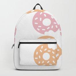 Six Sprinkled Donuts Backpack