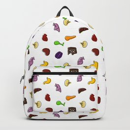 Organs, in Technicolor Backpack