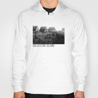 frames Hoodies featuring A-Frames (Grayscale) by LUCJPG
