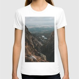 Giant Mountains - Landscape and Nature Photography T-shirt