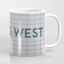 DUNDAS WEST | Subway Station Coffee Mug