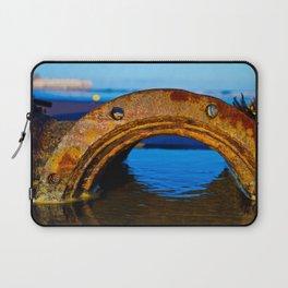 rust water Laptop Sleeve