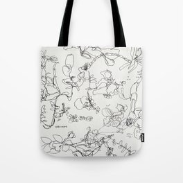 Botanical Bold Tote Bag