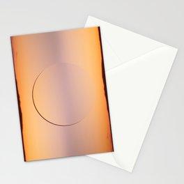 sunset. Stationery Cards