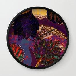 A symphony for Anna Wall Clock