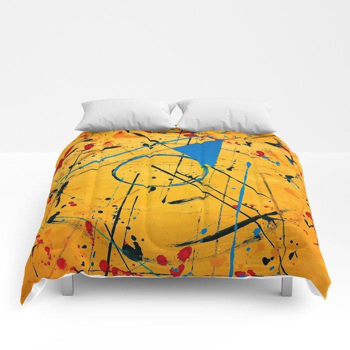 construction no. 2 Comforters