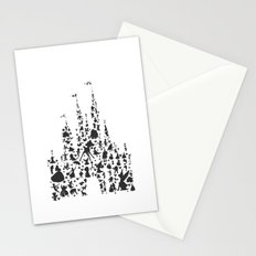 character castle...  Stationery Cards