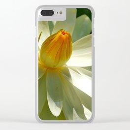 aprilshowers-263 Clear iPhone Case