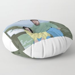 """""""Country Style"""" Floor Pillow"""