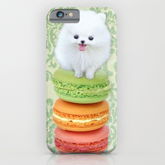 Mt. Macarone iPhone & iPod Case