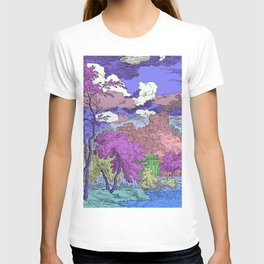 Multicolored Garden T-shirt