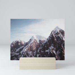 The Alaska Range Mini Art Print