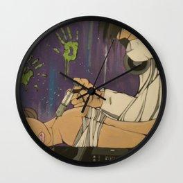 Rehab Wall Clock