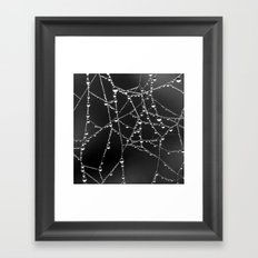 Tear Catcher Framed Art Print