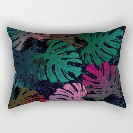 Dark tropics Rectangular Pillow