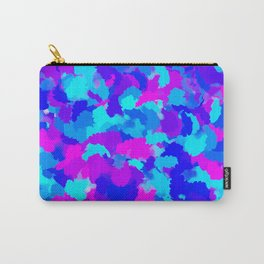 Colorful Modern Abstract Carry-All Pouch