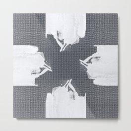 pattern x Metal Print