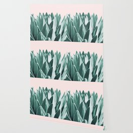 Agave Chic #10 #succulent #decor #art #society6 Wallpaper